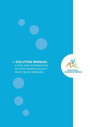 SOLUTION MANUAL - Cite