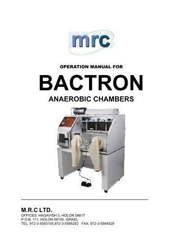 coy chamber manual ebook