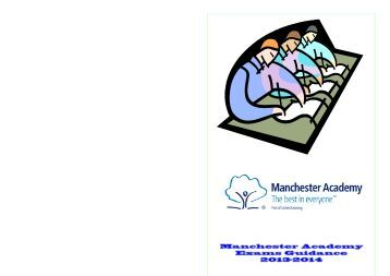 must not - Manchester Academy