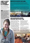 Winter, 2012: Issue 7 - Manchester Academy - Page 4