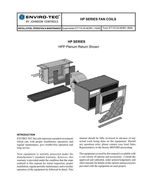 Enviro Tech Fan Coil Unit Wiring Diagram   Wiring Diagrams on