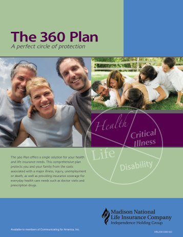 Click Here to View the UCT Brochure - MedSouth Life & Health