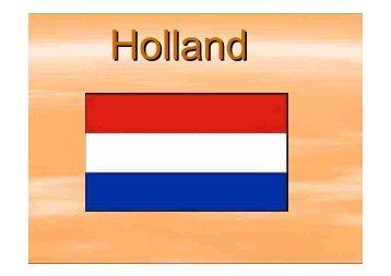 Holland - Allgemeinbildung-online.ch