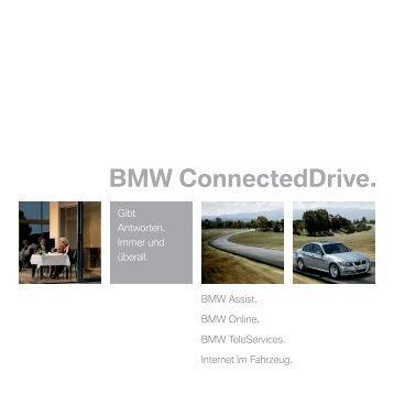 BMW Connecteddrive.
