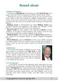 Congregational - Welcome - Page 3