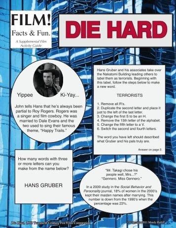 DIE HARD - Mandy Ratliff