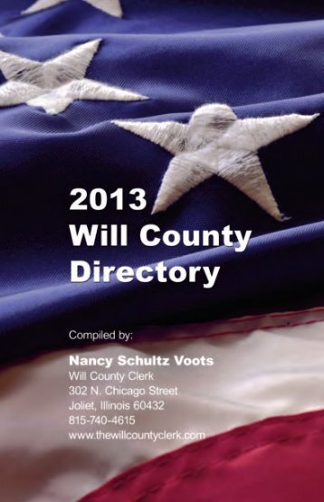 Will County Directory