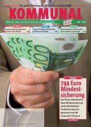 Die komplette Ausgabe 7&8/2010 der Fachzeitschrift KOMMUNAL