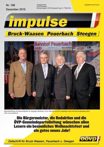 Brunnenbau - Erdwärme Brunnenbau - Erdwärme ... - ÖVP Peuerbach