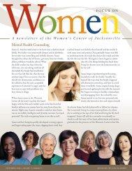 September, 2009 - Women's Center of Jacksonville