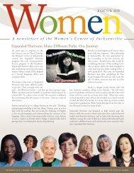 December, 2010 - Women's Center of Jacksonville