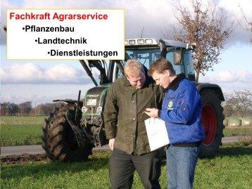 Fachkraft Agrarservice - Agrarjobboerse.de