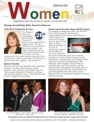 July, 2011 - Women's Center of Jacksonville