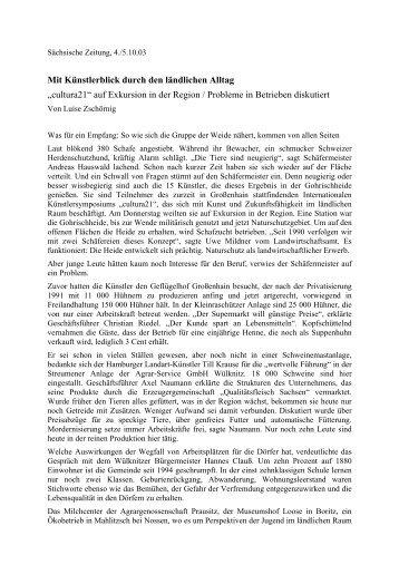 Sächsische Zeitung, 4 - Institut