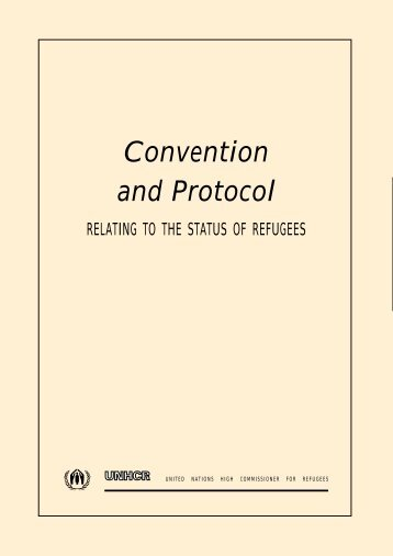 convention and protocol relating to the Convention relating to the status of refugees adopted on 28 july 1951 by the united nations conference of plenipotentiaries on the status of refugees and stateless persons convened  the protocol of 14 september 1939 or the constitution of the international refugee organization.