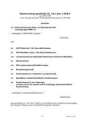 Rahmenvertrag (PDF) - Häusliche Krankenpflege Neiß
