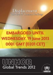 Download the report - unhcr