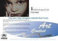 Art contest 2013 Flyer Draft Version 1.indd - unhcr