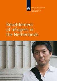 Resettlement of refugees in the Netherlands - Fahamu Refugee ...