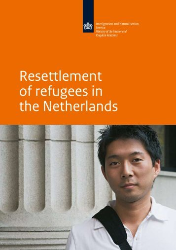 Resettlement of refugees in the Netherlands - Fahamu Refugee ...
