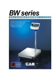 BW-I bench water-proof scale - can ban Hoa sen vang
