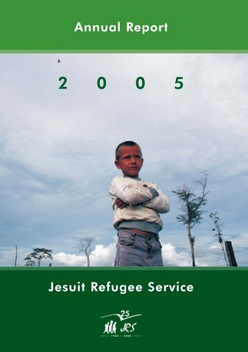 Annual Report 2005 - JRS
