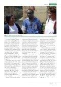 Un servizio umano, pedagogico e spirituale - JRS - Page 5