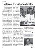 Servir 27 Italiantmp - Jesuit Refugee Service - Page 2