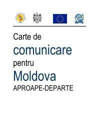 Carte De Comunicare - IOM Moldova
