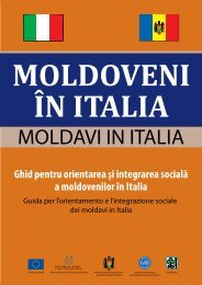 MOLDOVENI ÎN ITALIA - Viza.md