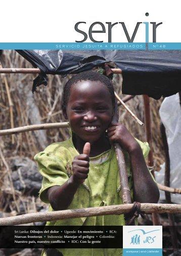 Sri Lanka: Dibujos del dolor Uganda: En movimiento RCA ... - JRS