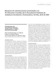 PORTADA OK.indd - Sociedad de Pediatría de Andalucía ...