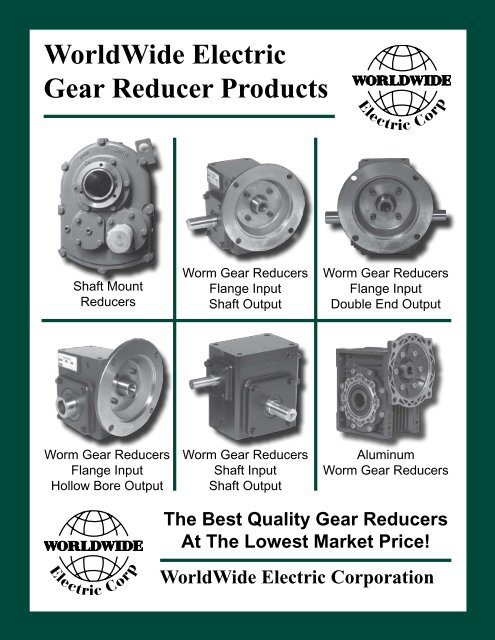 50:1 Ratio Right Hand Output 1.33 WCD Center 35 Output RPM Worldwide Electric HdRF133-50//1-R-56C Worm Gear Reducers 56C Frame