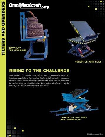 omc tilter upender brochure.pdf - Omni Metalcraft Corp.