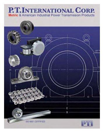 PTI Bearing Catalog - Norfolkbearings.com