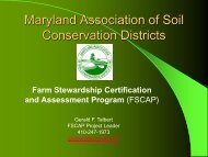 Farm Stewardship Certification and Assessment Program