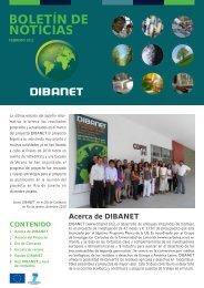 Boletín de noticias - dibanet