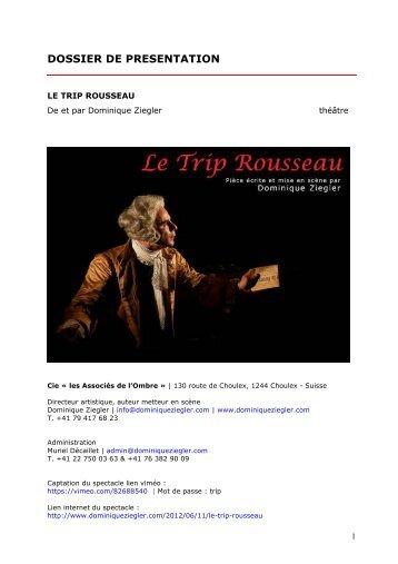 Jacques Rousseau, dans le cadre des festivités ... - Ville de Genève