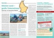 Kleines Land – große Unternehmer Carlo Hess: ein innovativer - DSV