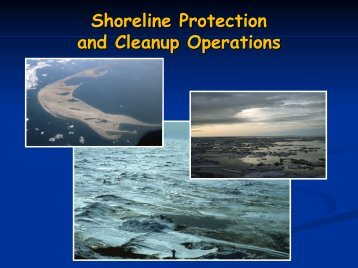 Shoreline Protection and Cleanup Operations - Shell