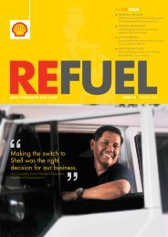 Shell Philippines Refuel Magazine 2nd Issue