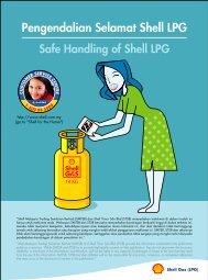 Pengendalian Selamat Shell LPG
