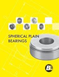 GE 35ES 2RS  BL Spherical Plain Bearing Metric Sealed