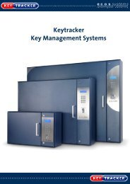 Keytracker Key Management Systems