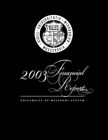 1 GBAS.indd - University of Missouri System