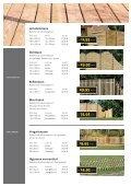 Lagerliste Holz im Garten - SHZ Saalfelder Holz-Zentrum GmbH - Seite 2