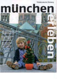 Süddeutsche Zeitung - Freies Landestheater Bayern