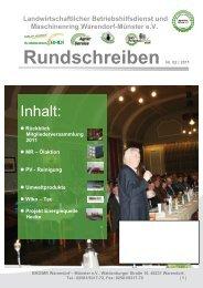 Rundschreiben Nr. 02 | 2011 - Betriebshilfsdienst und ...