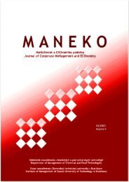 Číslo 1/2013 - Maneko