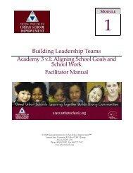 Building Leadership Teams Academy 3 v.1 ... - NIUSI Leadscape